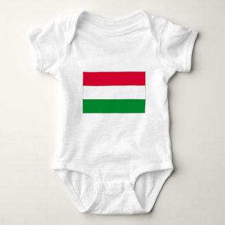 T-shirts Bandeira nacional de Hungria