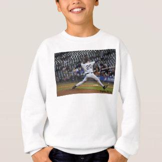 T-shirts Basebol de HAMbWG 1 camisola de Hanes