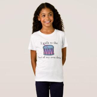 T-shirts Batida do cilindro