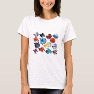 T-shirts Bettaの写真入りの製品