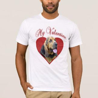 T-shirts Bloodhound meus namorados