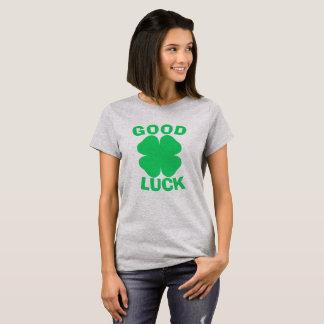 T-shirts Boa sorte