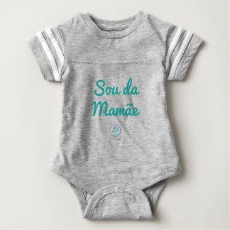 T-shirts Body Sou da Mamãe Menino Esportista
