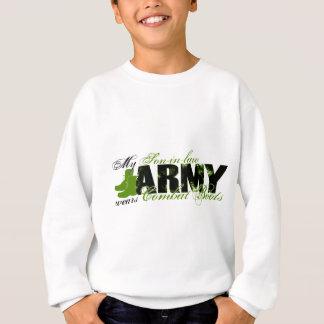 T-shirts Botas de combate do genro - EXÉRCITO