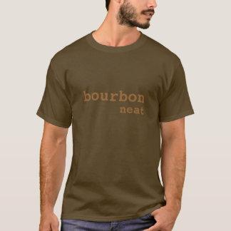 T-shirts Bourbon - puro