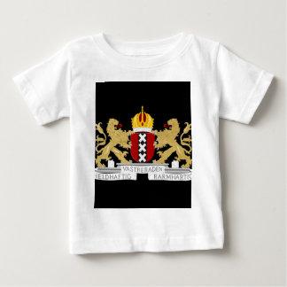 T-shirts Brasão de Amsterdão