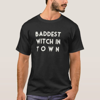 T-shirts Bruxa de Baddest