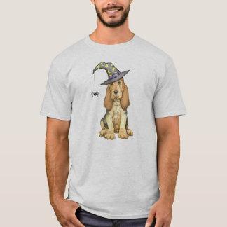 T-shirts Bruxa do Bloodhound
