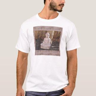 T-shirts Buddha no divertimento do espiritual da religião
