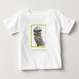 T-shirts Burrowing o feriado da coruja