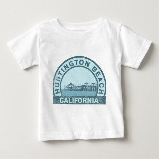 T-shirts Cais de Huntington Beach (H.B.) - CA, EUA