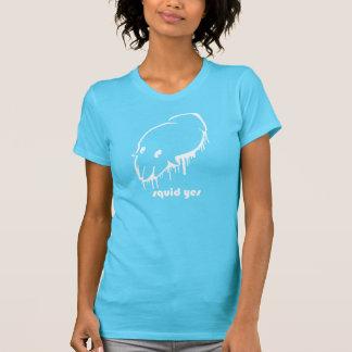 T-shirts Calamar sim!