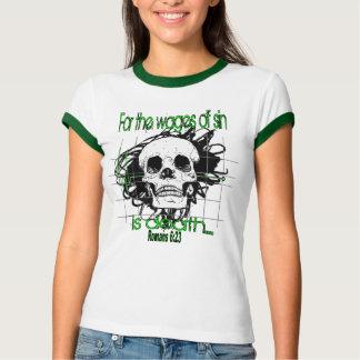 T-shirts Campainha dos salários
