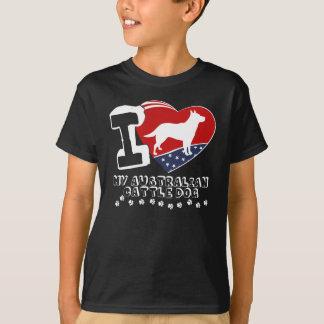 T-shirts Cão australiano do gado (ACD)