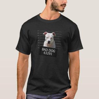 T-shirts Cão mau