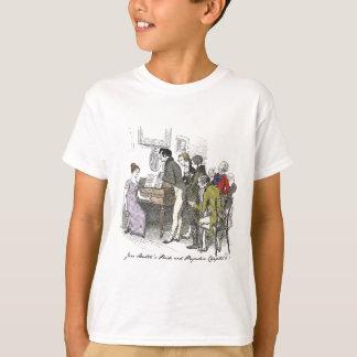 T-shirts Capítulo 6 do orgulho e do preconceito