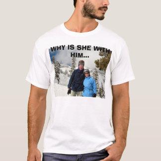 T-shirts Cara afortunada