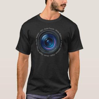 T-shirts Característica de DSLR