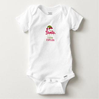 T-shirts Caro Papai noel, eu posso explicar
