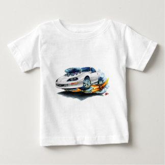 T-shirts Carro 1993-97 do branco de Camaro