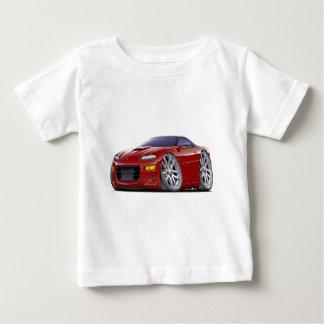 T-shirts Carro 1998-03 marrom de Camaro SS