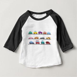 T-shirts carros
