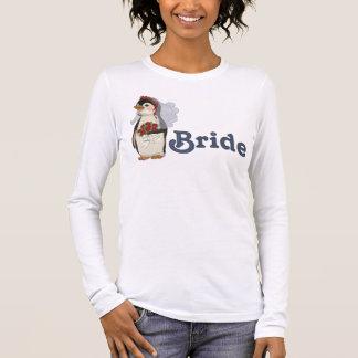 T-shirts Casamento do pinguim