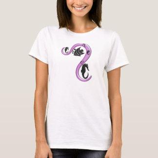 T-shirts Cavalos marinhos