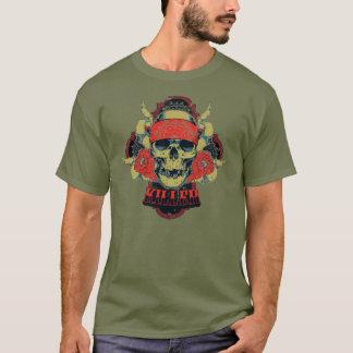 T-shirts Caveira assassina skull killer