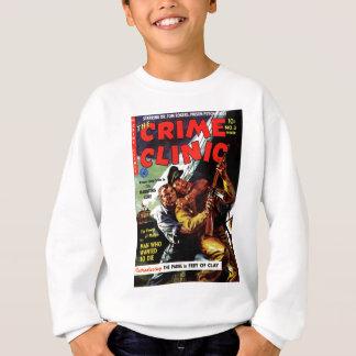 T-shirts Clínica #3 do crime - homem que quis morrer