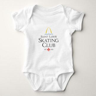 T-shirts Clube de patinagem de St Louis