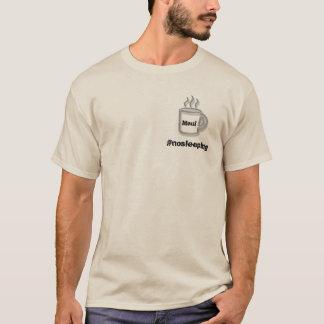 T-shirts clube #nosleeping em Maui