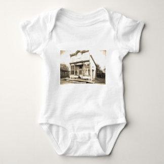 T-shirts Construção dos bens secos do vintage