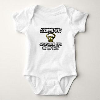 T-shirts Contadores… como as pessoas regulares, somente