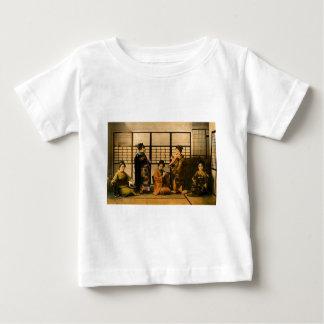 T-shirts Corrediça de lanterna da mágica das meninas de