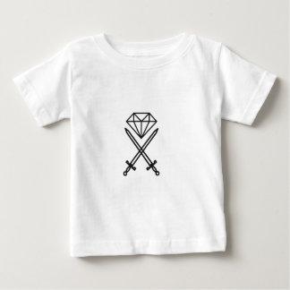 T-shirts Corte do diamante