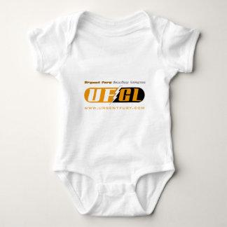 T-shirts Creeper infantil oficial de UFGL