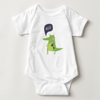 T-shirts Crocodilo bonito