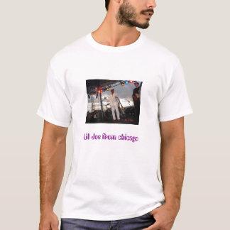 T-shirts cruzeiro 224 dos azuis, Lil Joe de Chicago