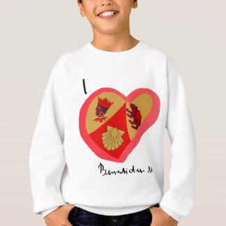 T-shirts Cuore do nel de Benedetto XVI