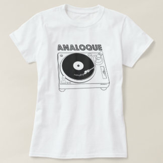 T-shirts De Analoque design 80s legal Nonstop - com
