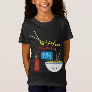 T-shirts De Pho bacia nunca Yum Pho