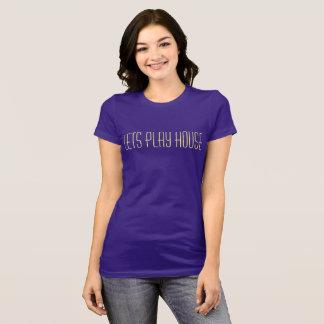 T-shirts Deixa a casa II do jogo