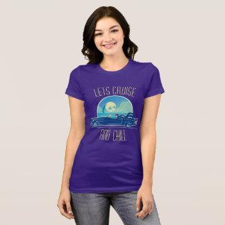 T-shirts Deixa o cruzeiro & o frio