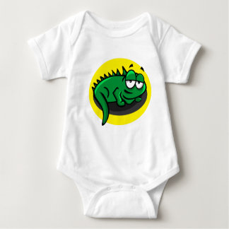 T-shirts Desenhos animados parvos do lagarto
