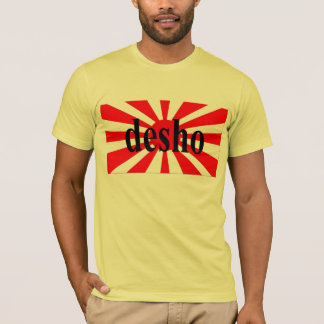 T-shirts desho2