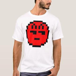 T-shirts Desonesto vermelho