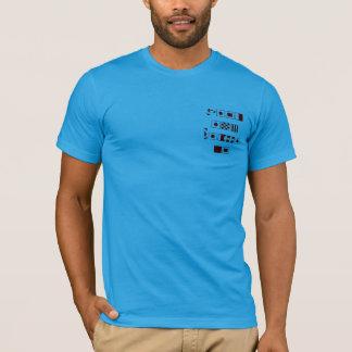 T-shirts Diários da pesca - funcionamento das savelhas