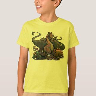 T-shirts Dinossauros