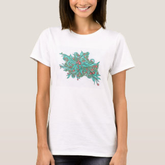 T-shirts Doodle da baga